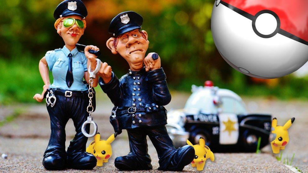 Räuber und Gendarm