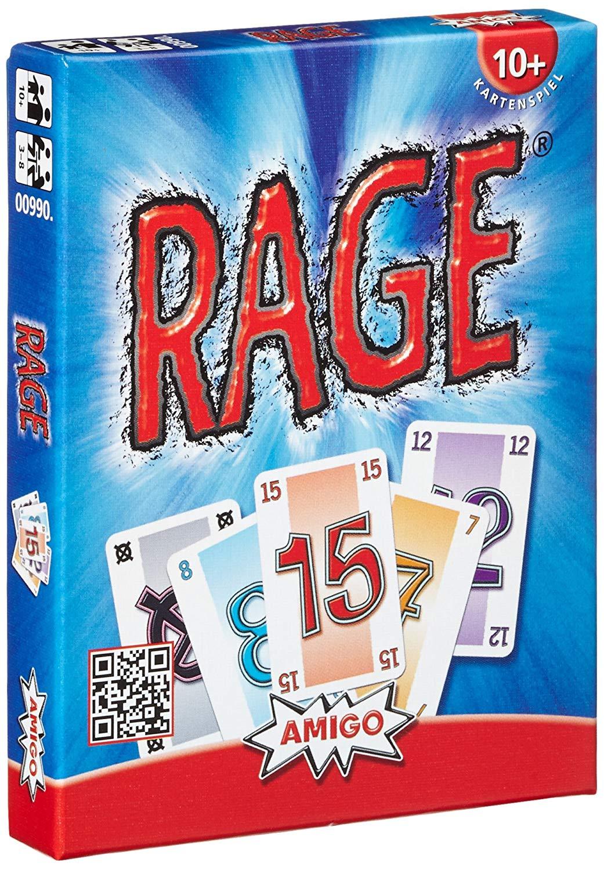 Rage Spielanleitung