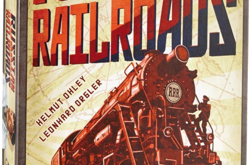 Russian Railroads – das spannende Spiel für Taktiker