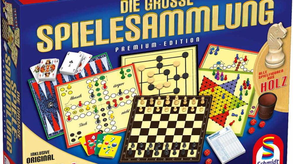 Schmidt Spielesammlung Premium Edition
