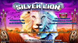Silver Lion spielen