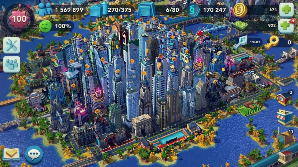 Simcity Buildet