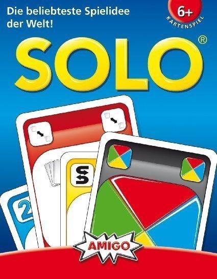 Solo Spielregeln