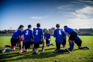 Spieleranzahl Fußball