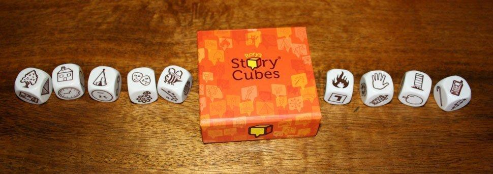 Story Cubes Anleitung