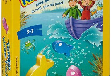 Tempo kleine Fische Spielanleitung