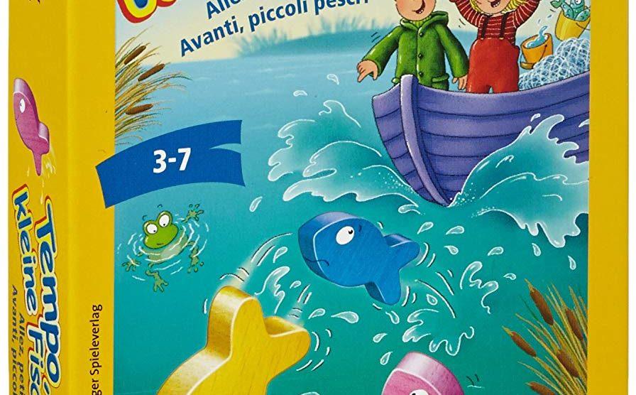 Tempo Kleine Fische Kinderspiele Spielregeln De