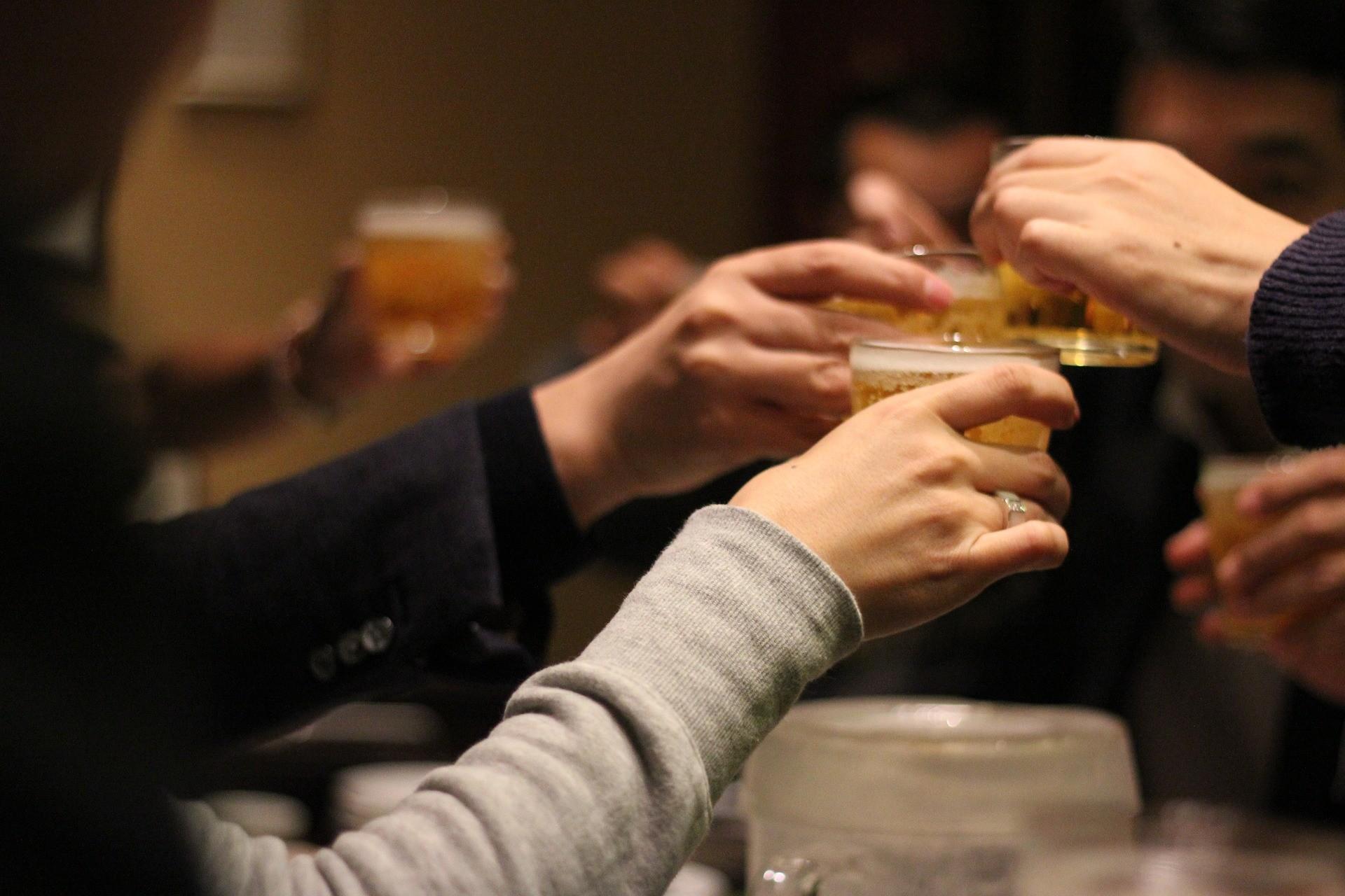 Trinkregeln Alkohol