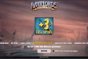 Warlords games