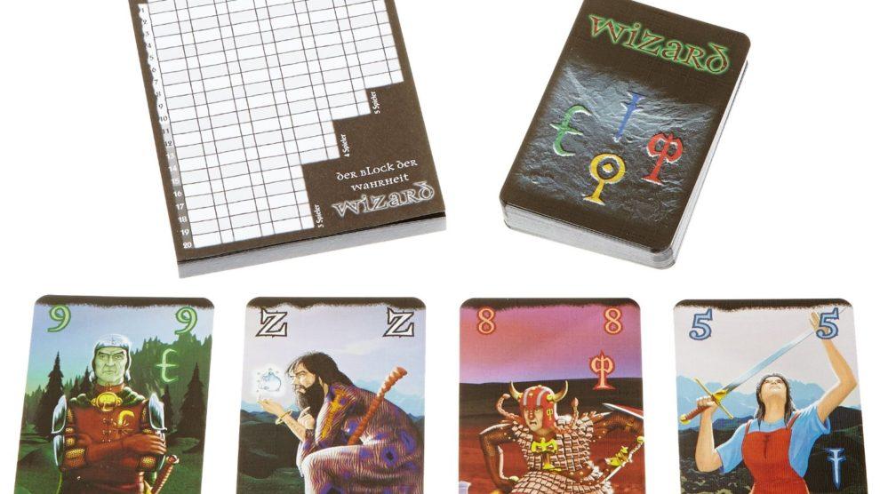 Wizard Kartenspiel Anleitung
