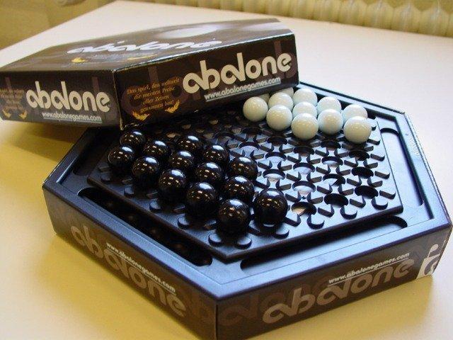 Abalone Spielregeln