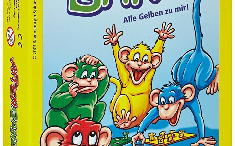 Affenbande Spielanleitung