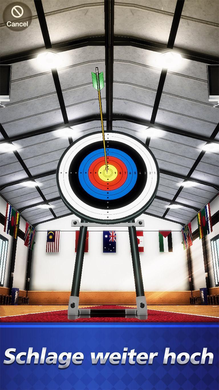 archery go spiel