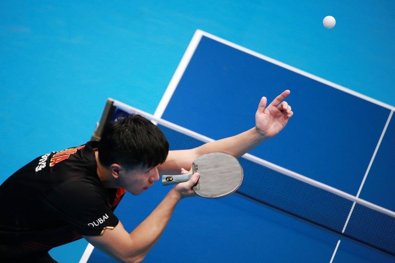 Spielregeln Tischtennis