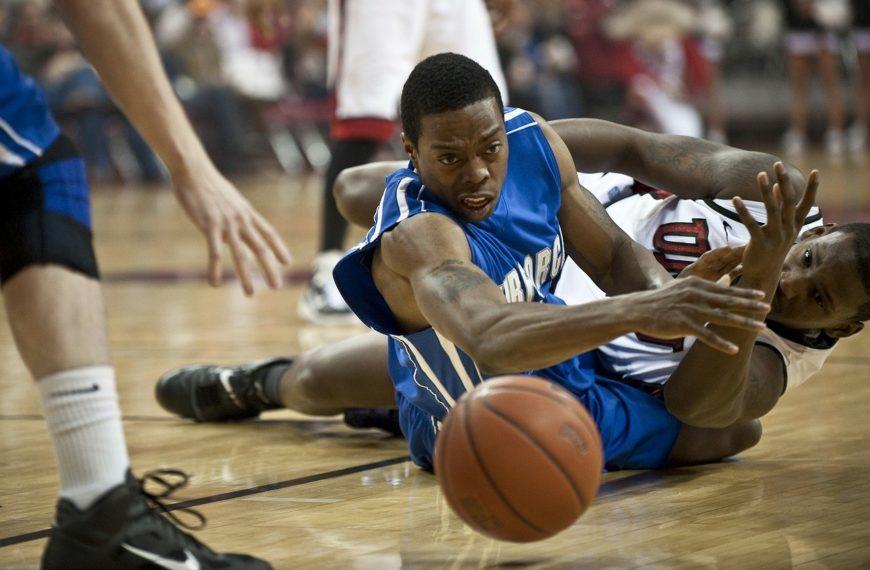 Basketball Foulspiele