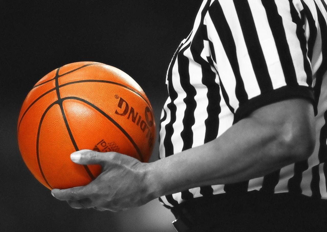 basketball schiedsrichter