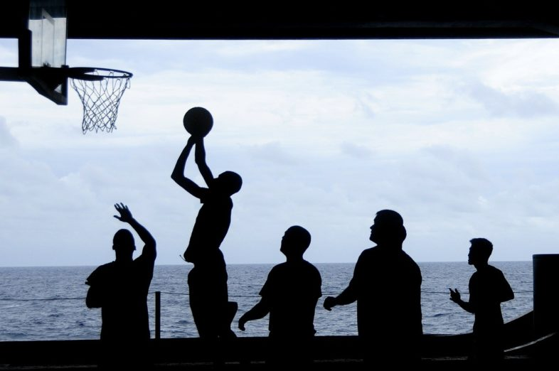 basketball wurftechnik
