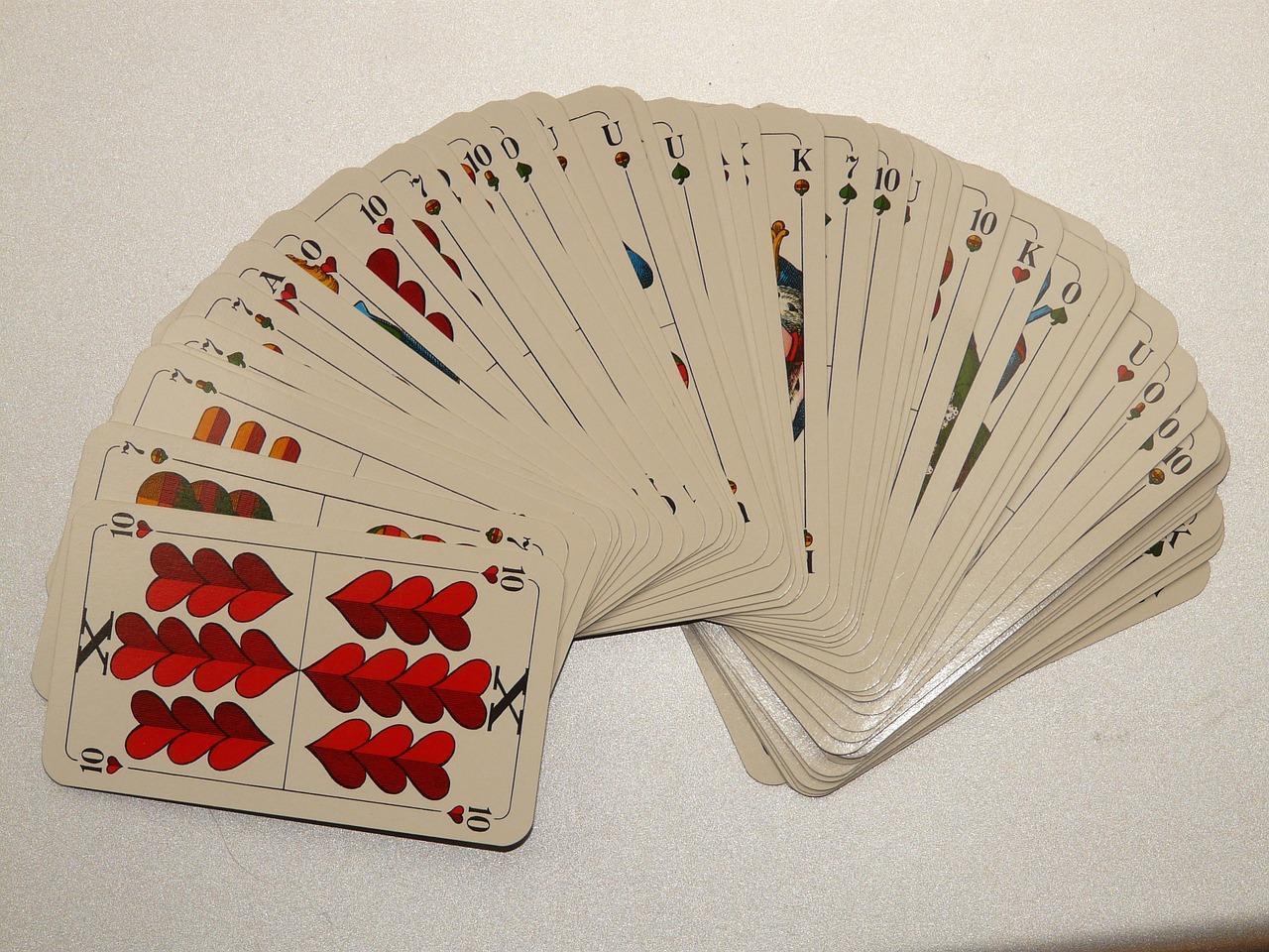 Kartenspiele De
