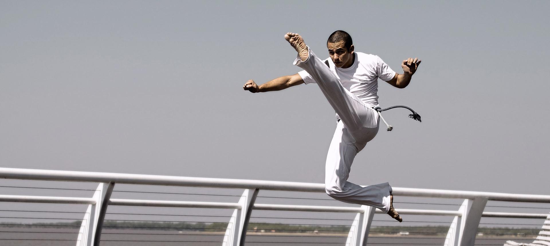 capoeira regeln und anleitung