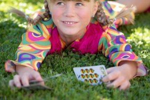 Kartenspiele für Kinder