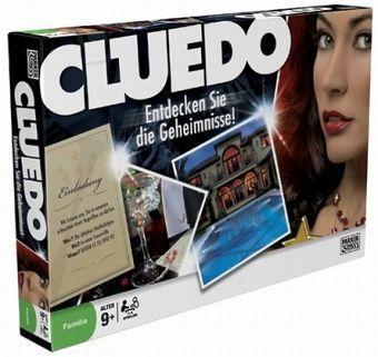 Spielregeln Cluedo