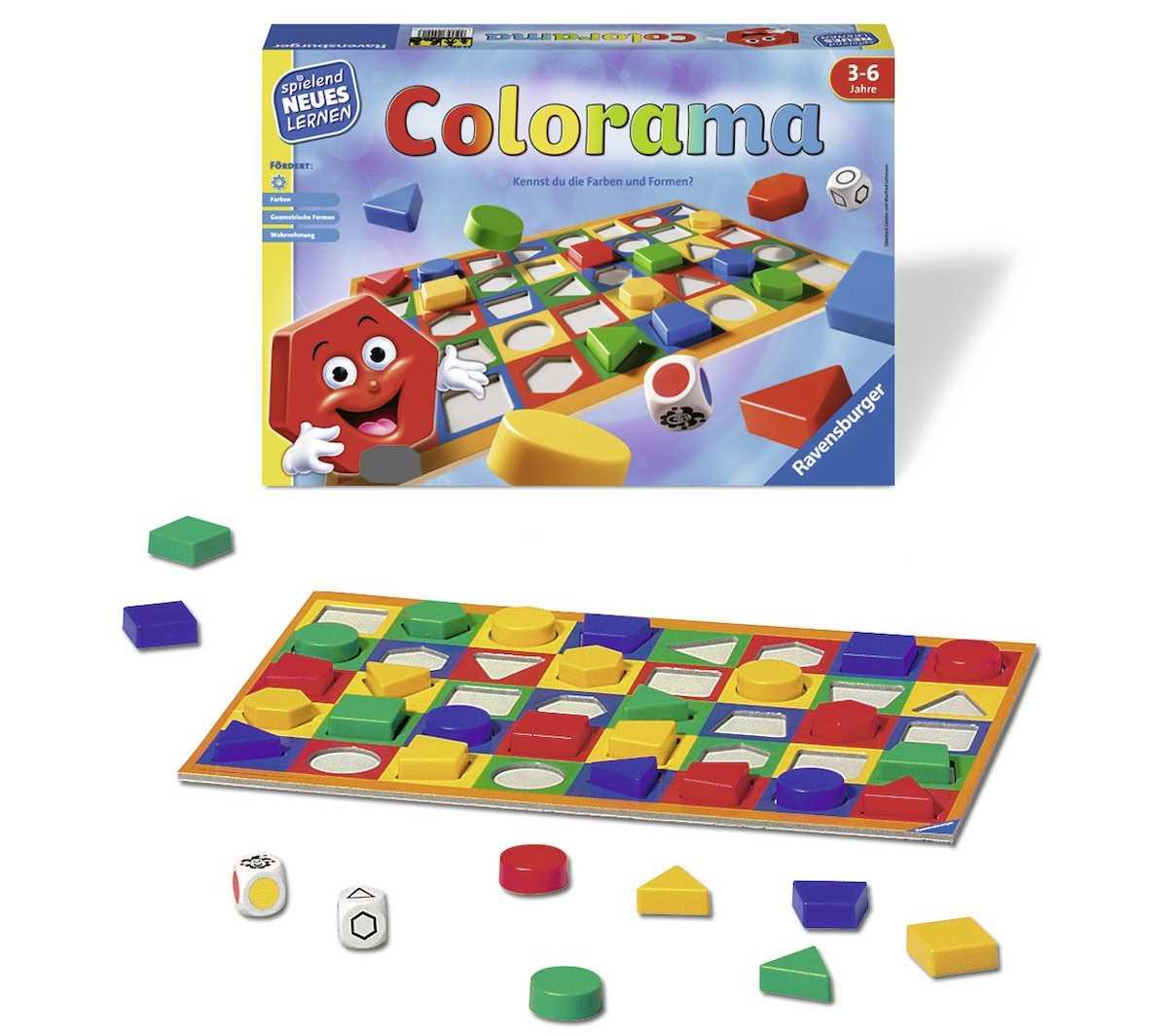 Colorama Lernspiel