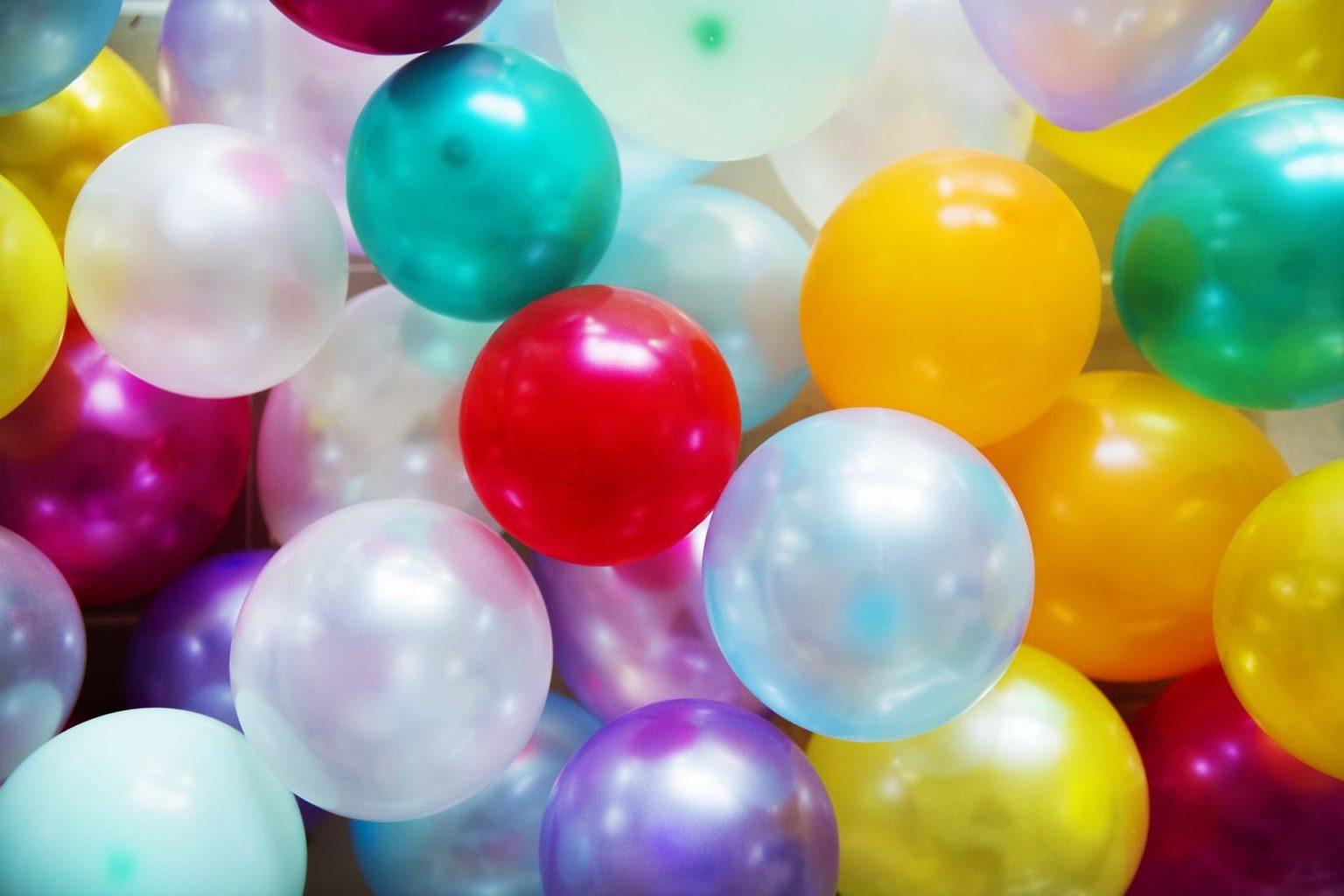 fingerspitzenluftballon