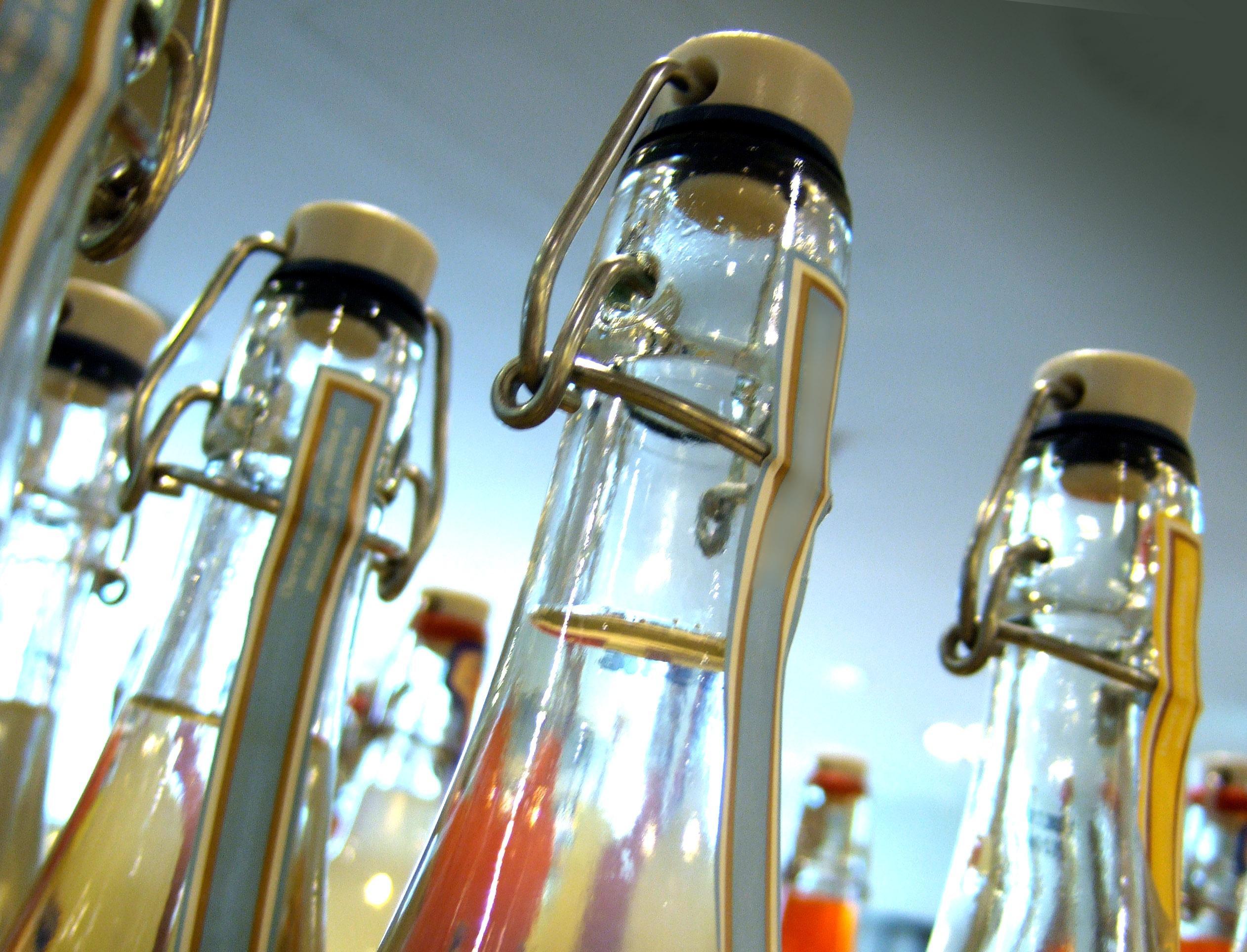 Flaschendrehen