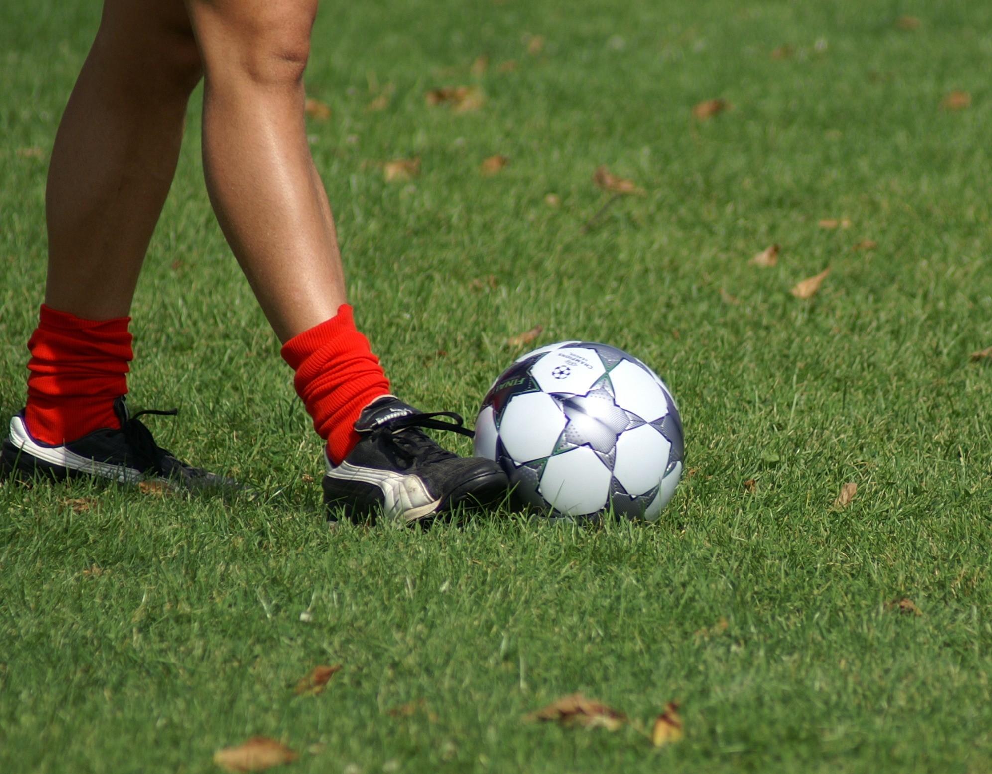 Freistoß Fußball