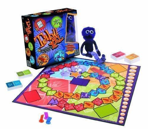 Tabu Spiel