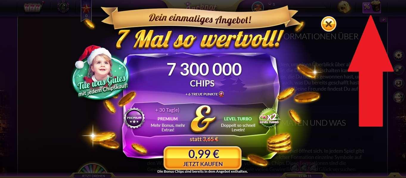 Jackpot .de Angebote