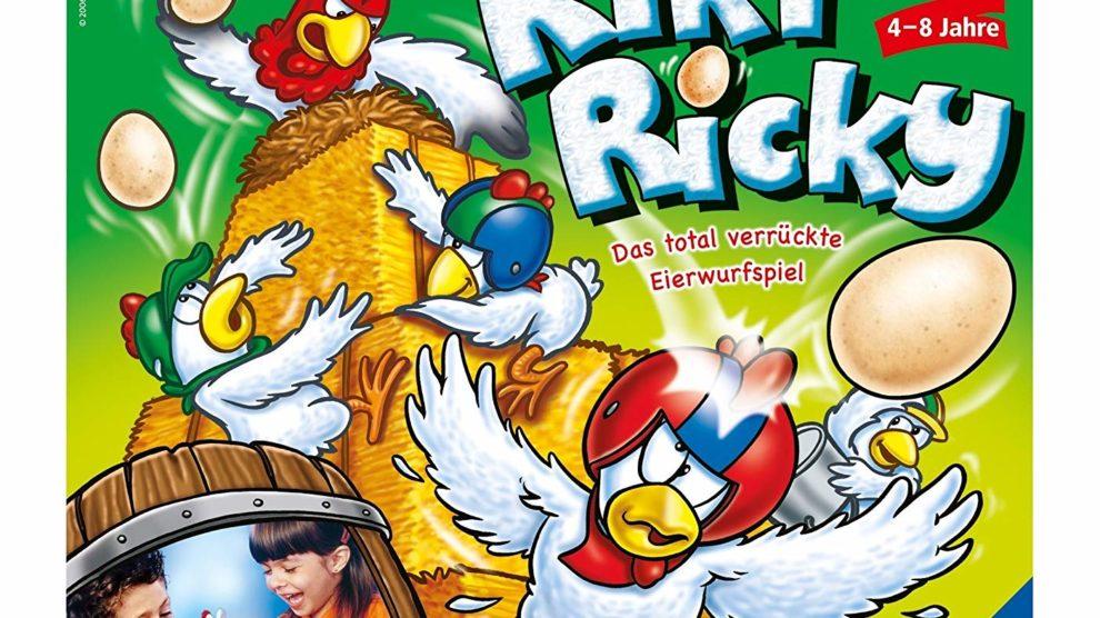 Spielanleitung Kiki Ricky