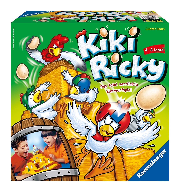 Kiki Ricky Anleitung