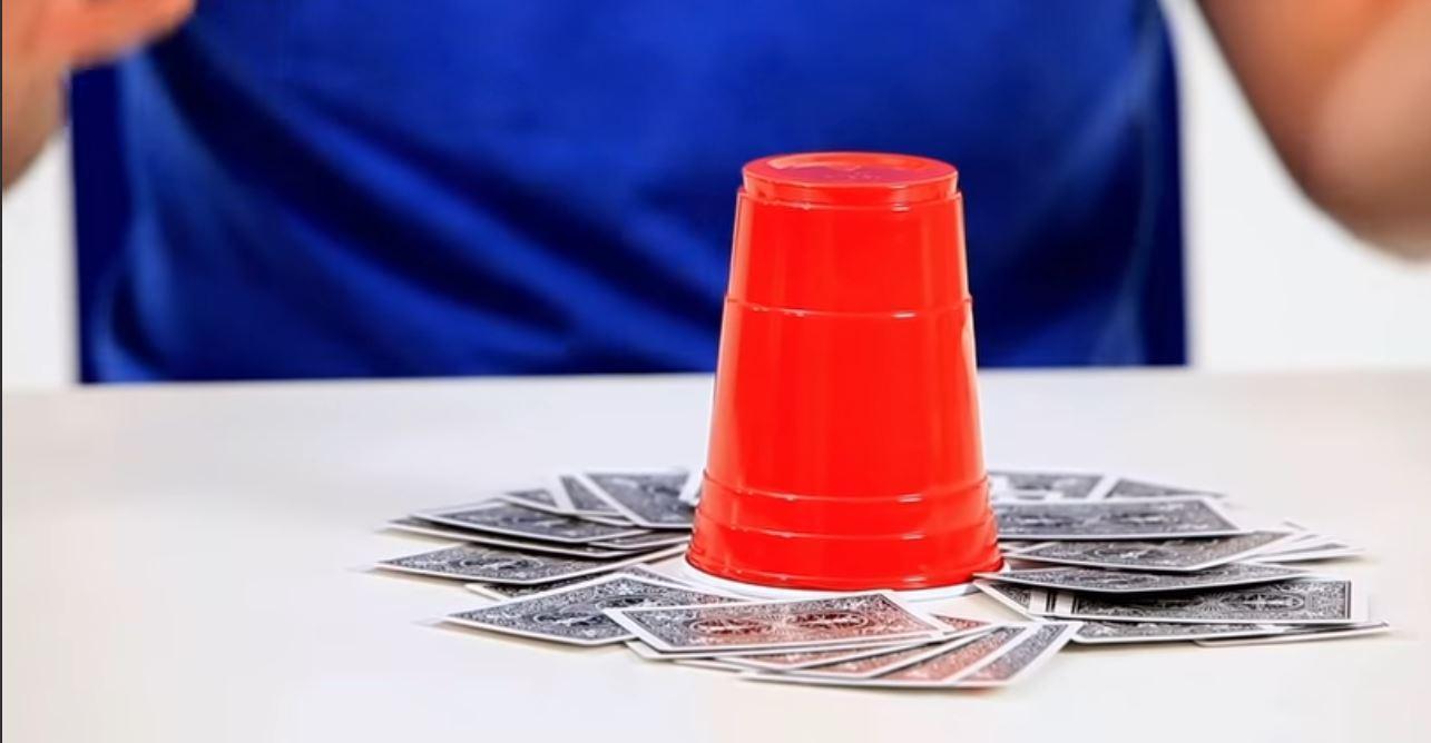 Regeln aufstellen cup kings King´s Cup