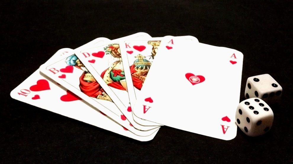 Herzblatt Spiel