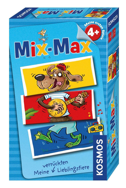 Mix Max Spielanleitung