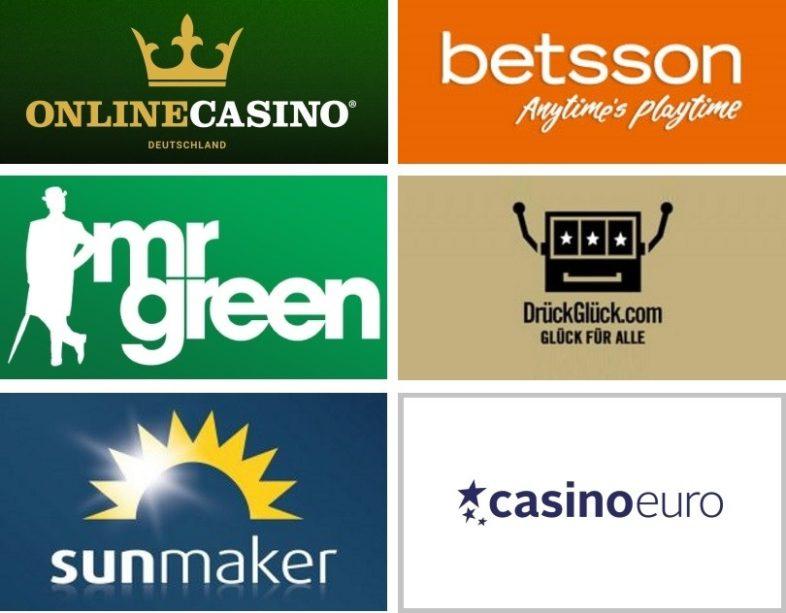 online Casino Werbung