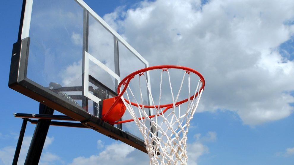 outdoor basketballkorb