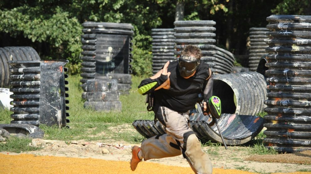 paintball regelwerk