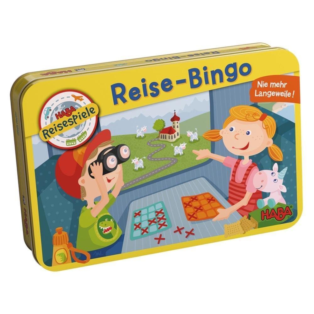 Reise Bingo