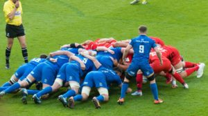 Siebener-Rugby