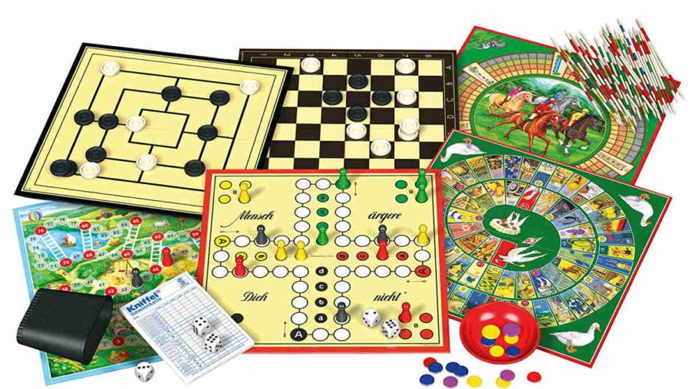 Die Beliebtesten Brettspiele