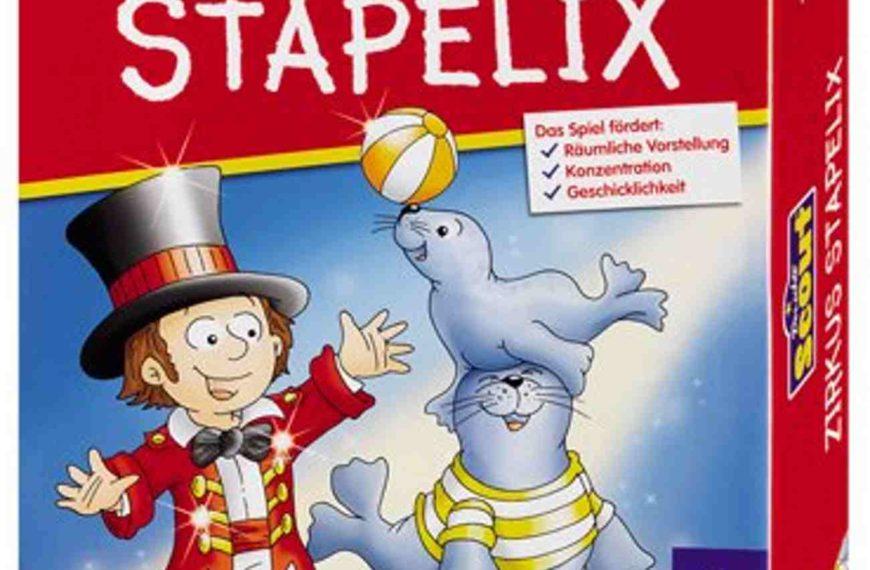 Zirkus Stapelix – Scout