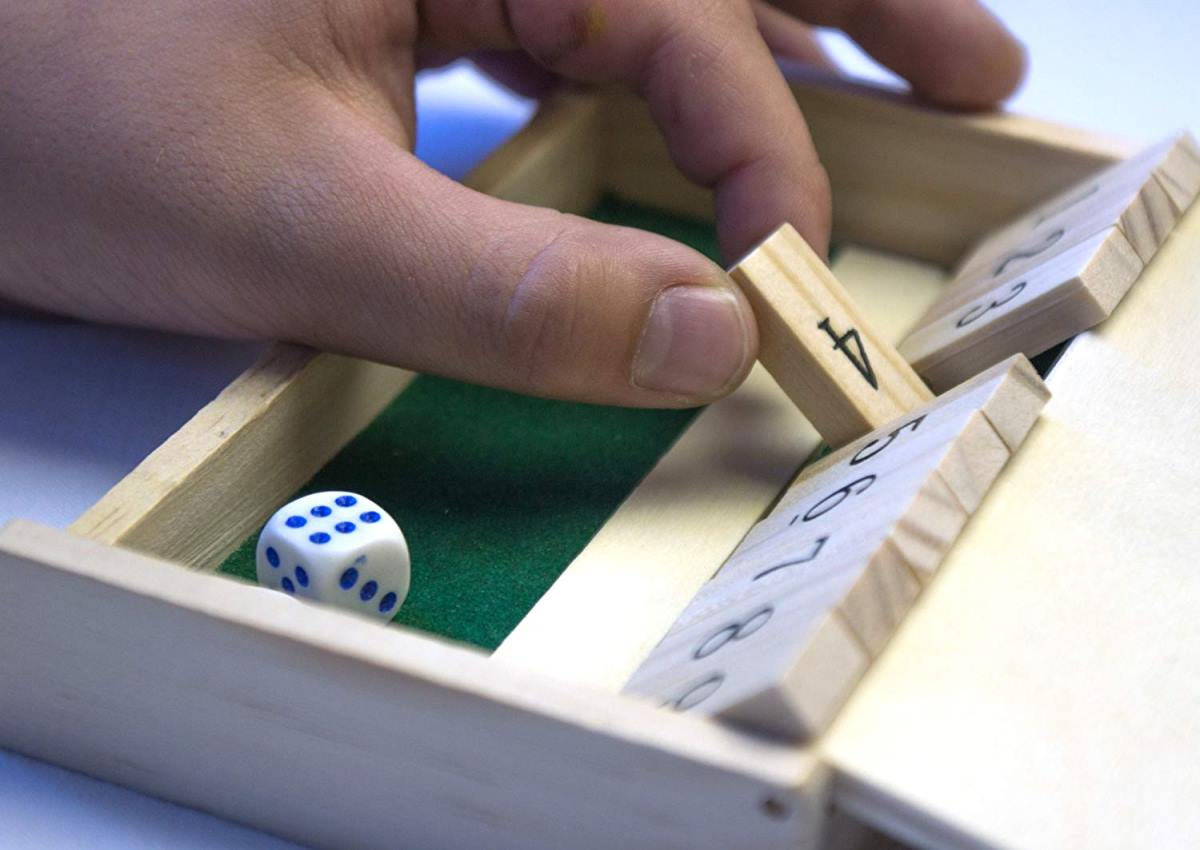 Shut The Box Regeln