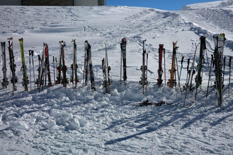 ski massenstart