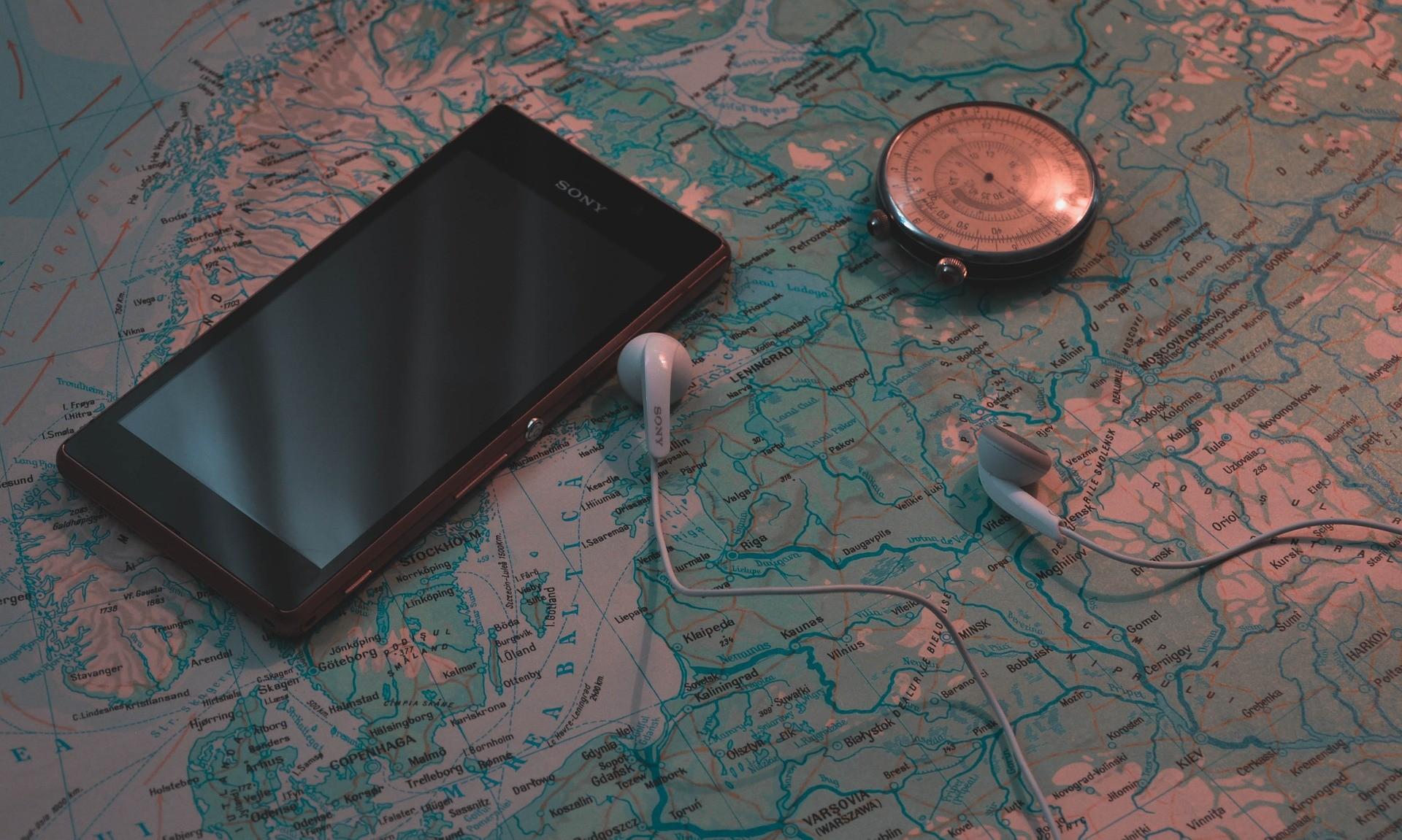 Schnitzeljagd GPS