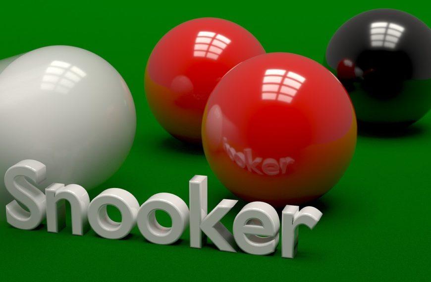 Die Taktik beim Snooker