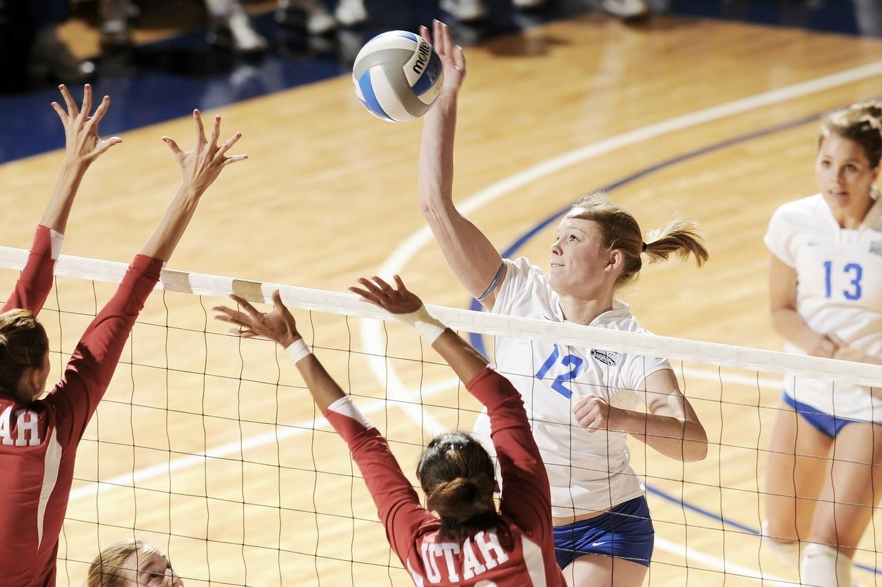 spielregeln volleyball