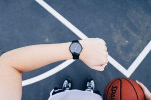 Basketball spielzeit