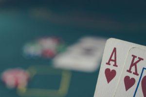 poker high card - karte hoch